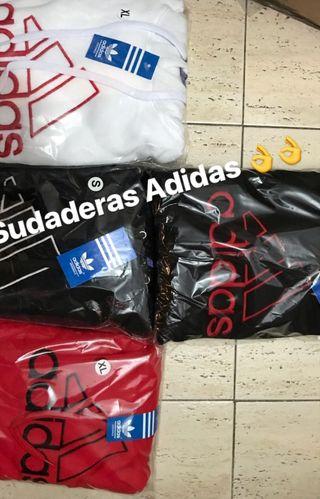 Sudaderas Adidas