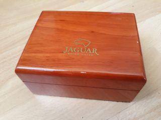 caja estuche reloj JAGUAR
