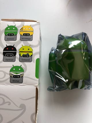 Muñeco Android Google 01