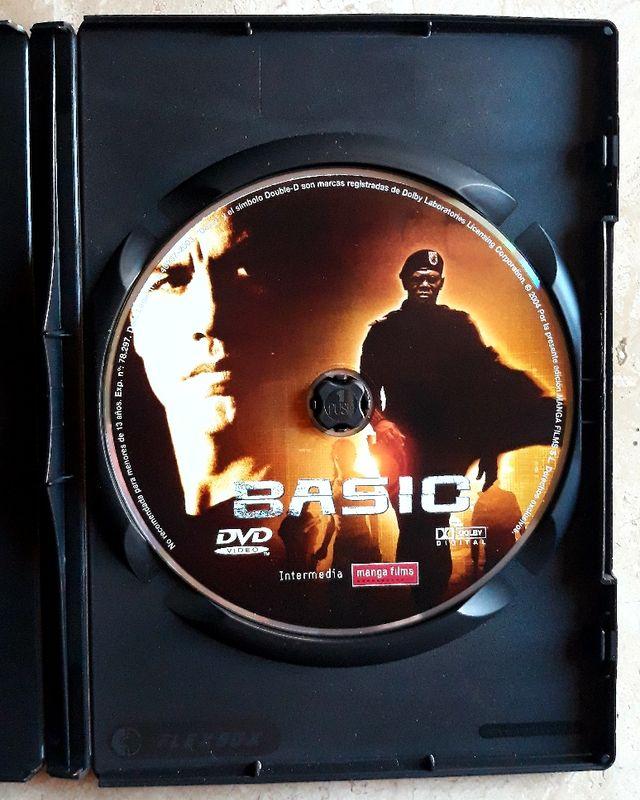 Película BASIC en DVD