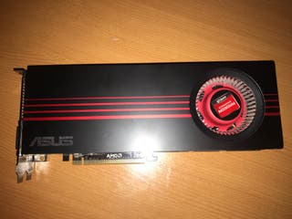 ASUS AMD Radeon HD 6970 2GB + Fuente 860W