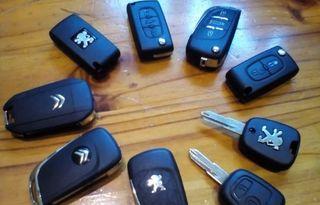 duplicado y codificación de llave de coche