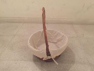 Set de cestas decorativas