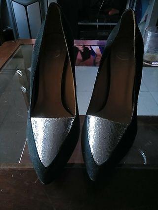zapatos de piel de nobuc