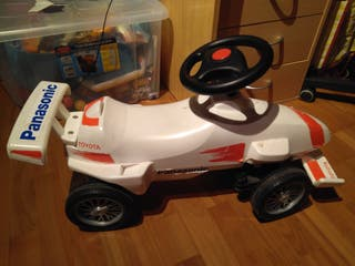 cotxe para niño