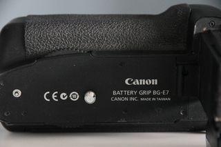 grip original canon 7d o 5d II