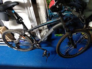 Bicicleta Decatlhon Rockrider 5.2 XS (1.45-1.55)