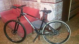 bicicleta pro team 400
