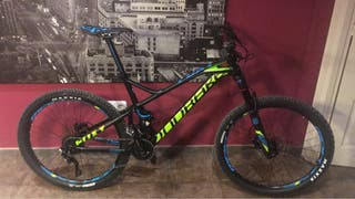 Bicicleta mondraker foxy (montaña/enduro)