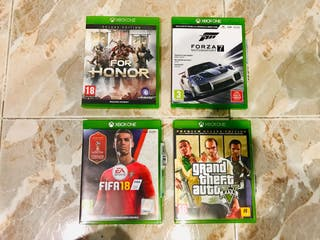 Pack/Lote 40 juegos - XBOX ONE