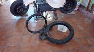 Harley Davidson rueda.