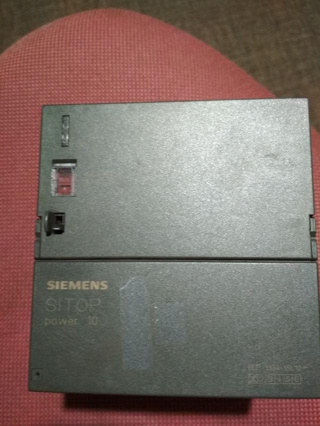 Siemens Sitop 10