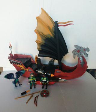 Playmobil barco asiático referencia 5481