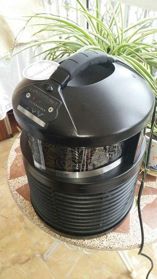 Defender filterqueen como nuevo purificador aire