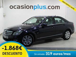 Mercedes-Benz Clase C C 180 K Blue Efficiency 115 kW (156 CV)