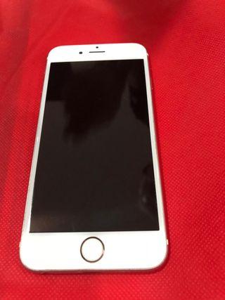 Iphone 6S 64gb Rosa + Bateria externa belkin