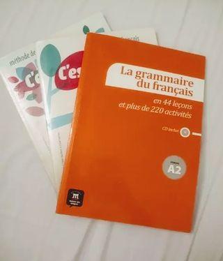 La grammaire du français (a2)