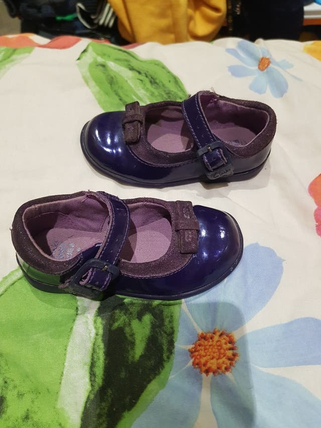 Girls clarks First Shoes