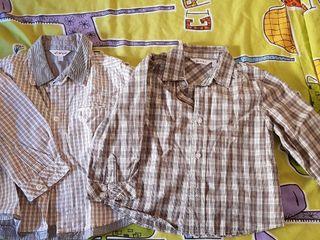Camisas 3 años manga larga