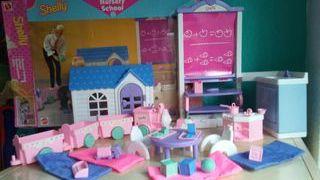 Shelly Barbie, Guarderia (Nursery School) Mattel