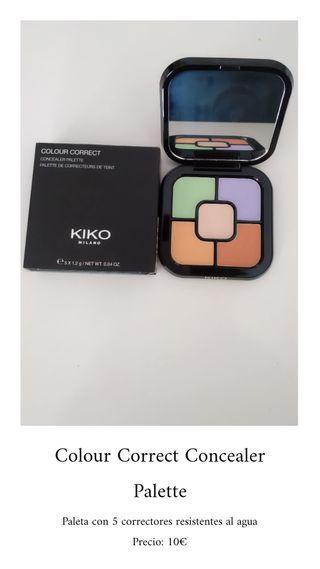Maquillaje KIKO MILANO (original)