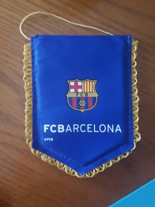 banderín fc Barcelona
