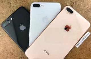 IPhone 8 y 8 plus impecables grado a sin arañazos