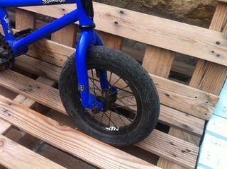 bicicleta bmx niño