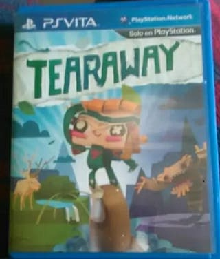 Tearaway psvita