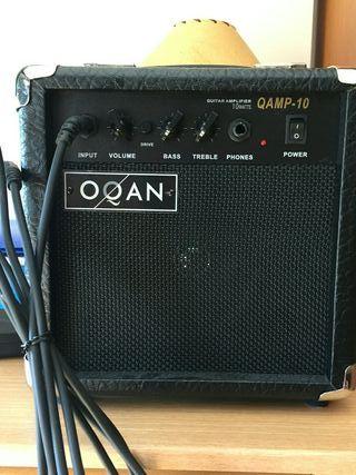Amplificador OQAN QAMP-10