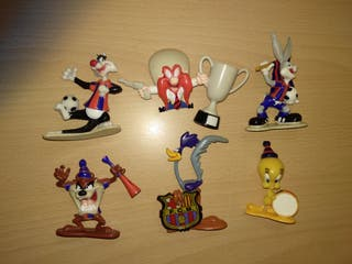 Figuras Warner bros PvC loney toons PVC