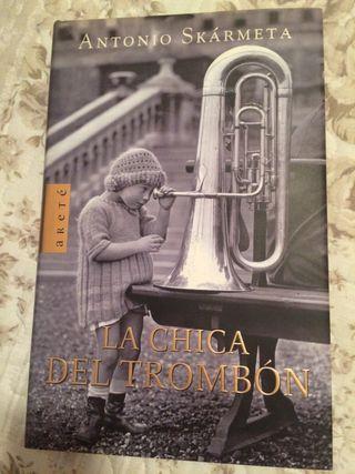 Libro la Chica del Trombon