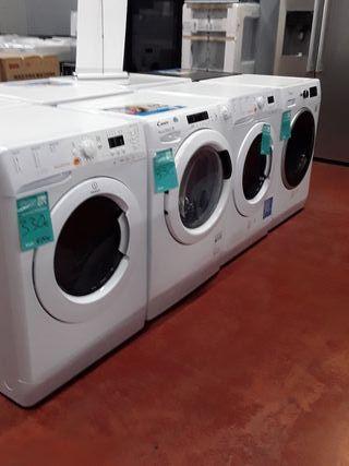 Lavadoras secadoras desde: