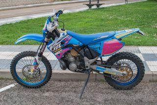 Tm En250cc 2t 2007
