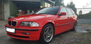 BMW e46 Touring 136cv