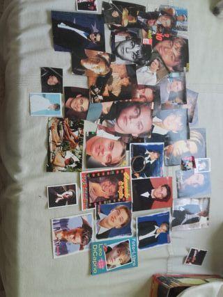 Recortes , Pegatinas , postales y Foto-Libro