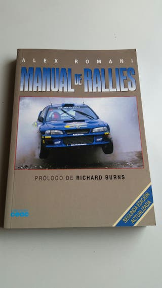 Manual de rallies Alex Romano ceac 2000