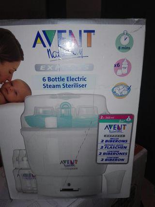 esterilizador bebe