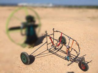 Paramotor Trike biplaza