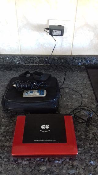 Portátil DVD Player