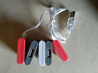 REGLETA CONECTOR USB