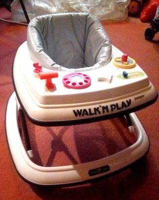 Andador para niños.