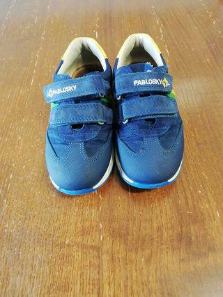 Zapatillas deportivas Pablosky talla 31