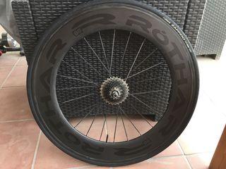 Rueda Bicicleta Triatlón