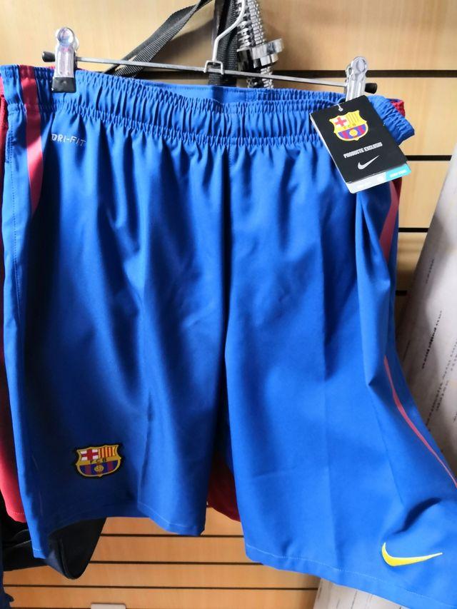 pantalón hombre FC Barcelona talla XL