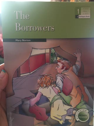 Cuadernillo ingles THE BORROWERS