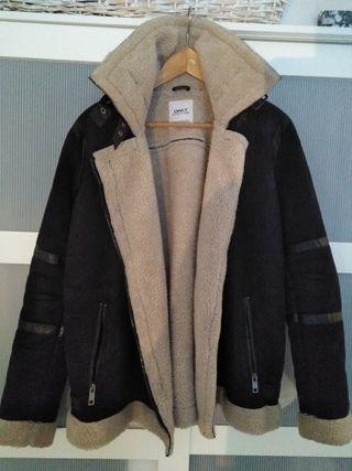 abrigo/ chaqueton de borrego