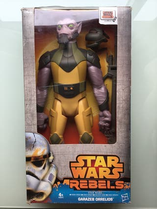 Star Wars Garazeb Orrelios