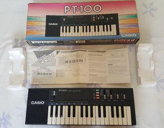 Teclado Casio PT-100