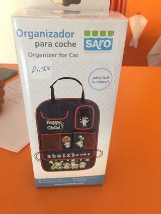 Organizador de coche Saro nuevo